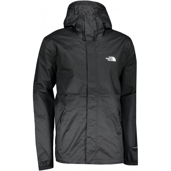 Pánská bunda THE NORTH FACE M LS SHELL TNF BLACK/TNF WHITE