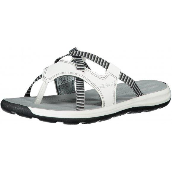 Dámské pantofle ALTISPORT MONA LBTT340 BÍLÁ