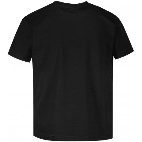 Dětské triko ALTISPORT ALK064138 ČERNÁ