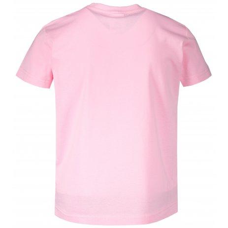 Dětské triko ALTISPORT ALK058138 SVĚTLE RŮŽOVÁ