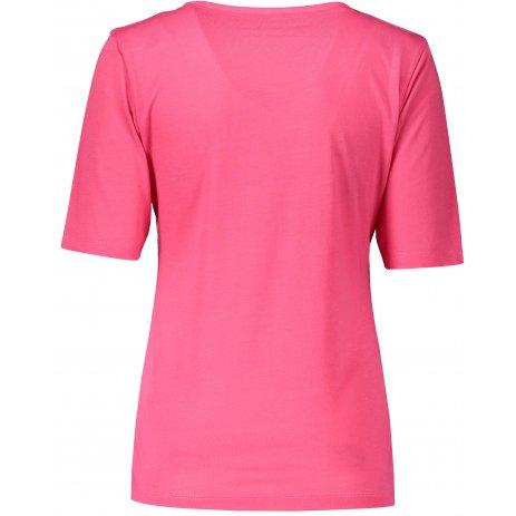 Dámské triko s krátkým rukávem ALTISPORT ARICA LTST772 SVĚTLE RŮŽOVÁ