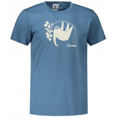 Pánské triko ALTISPORT ALM070129 DENIM