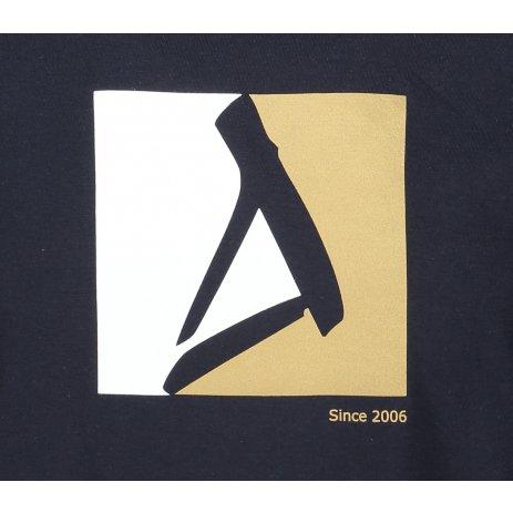 Pánské triko ALTISPORT ALM069129 NÁMOŘNÍ MODRÁ