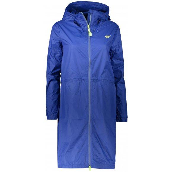 Dámský kabát 4F H4L21-KUDC002 BLUE