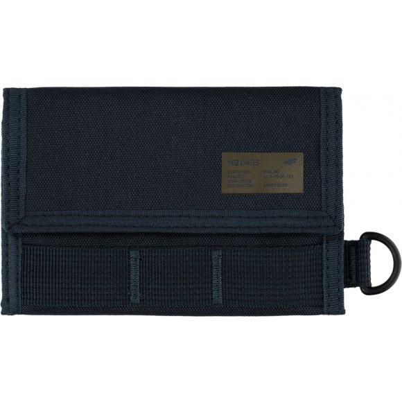 Peněženka 4F H4L21-PRT001 NAVY