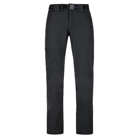 Pánské kalhoty KILPI JAMES-M PM0028KI ČERNÁ