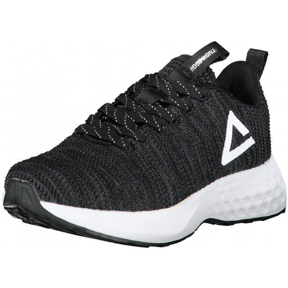 Dámské boty PEAK RUNNING SHOES EW0218H BLACK/WHITE