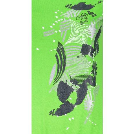 Dámské triko ALTISPORT ALW084120 APPLE GREEN