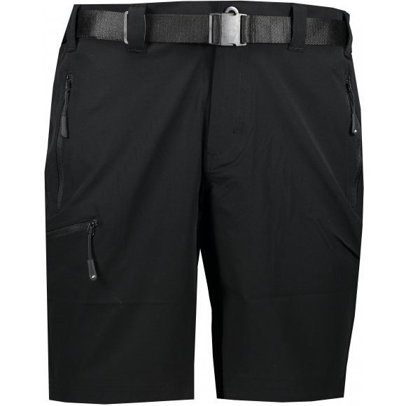 Pánské šortky JAMES NICHOLSON JN1204 BLACK