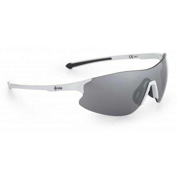 Sluneční brýle KILPI INGLIS-U PU0062KI BÍLÁ