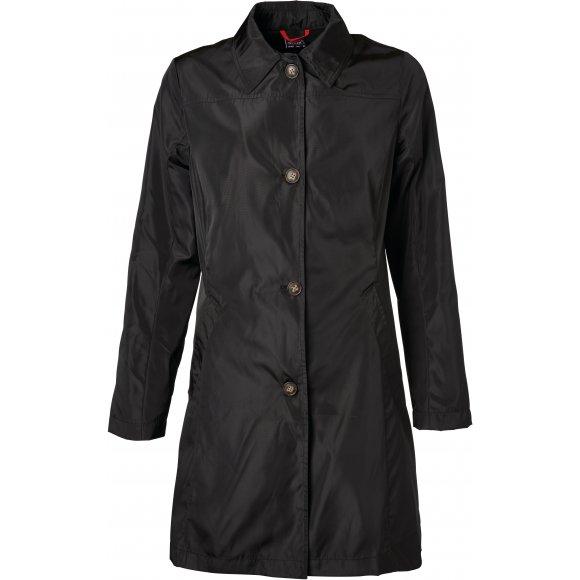 Dámský kabát JAMES NICHOLSON JN1141 BLACK