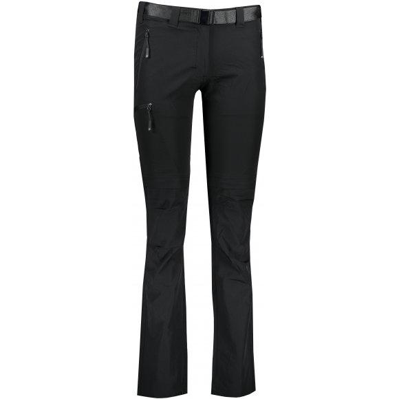 Dámské kalhoty/kraťasy JAMES NICHOLSON JN1201 BLACK