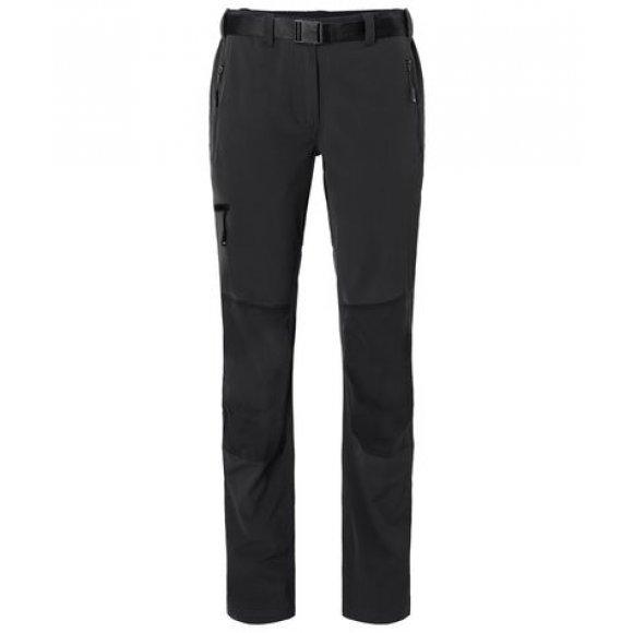 Dámské kalhoty JAMES NICHOLSON JN1205 BLACK/BLACK