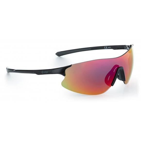 Sluneční brýle KILPI INGLIS-U PU0062KI ČERNÁ