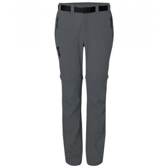 Dámské kalhoty/kraťasy JAMES NICHOLSON JN1201 CARBON