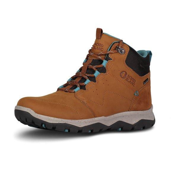 Dámské boty NORDBLANC PRIMADONA NBSH7443 HNĚDÁ
