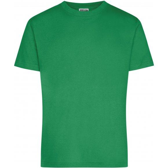 Pánské triko JAMES NICHOLSON JN747 IRISH GREEN