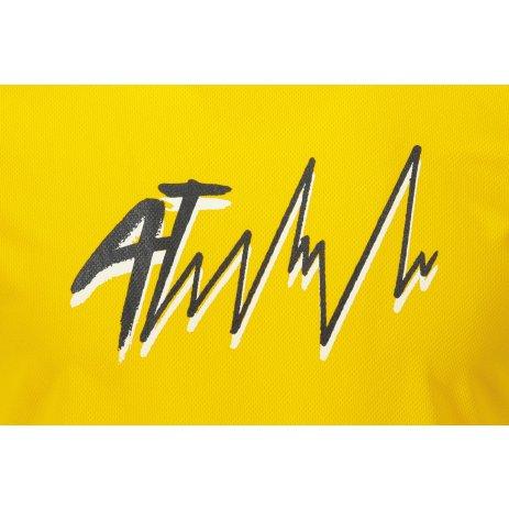 Pánské funkční triko ALTISPORT ALM109124 ŽLUTÁ