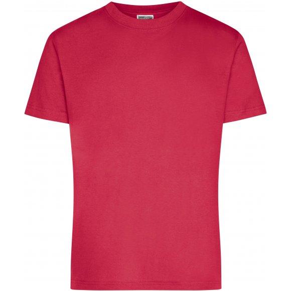 Pánské triko JAMES NICHOLSON JN747 RED