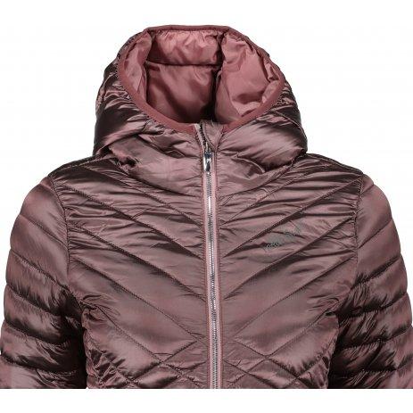 Dámská zimní bunda ALTISPORT STUPA LJCU496 RŮŽOVÁ