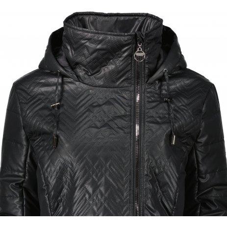 Dámský kabát KIXMI MALORY ČERNÁ