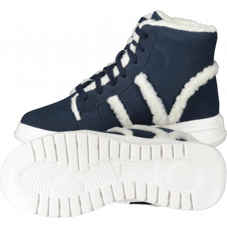 Dámské zimní boty ALPINE PRO KETERA LBTU357 TMAVĚ MODRÁ