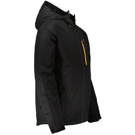 Pánská lyžařská bunda ALTISPORT VUNEL MJCU526 ČERNÁ