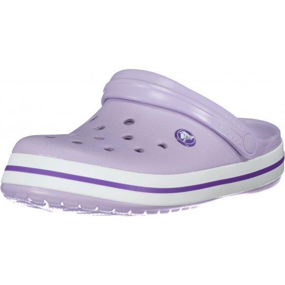 Dámské pantofle CROCS CROCBAND 11016-50Q LAVENDER/PURPLE