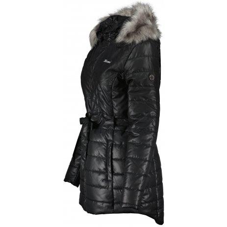 Dámský kabát KIXMI MELINDA ČERNÁ
