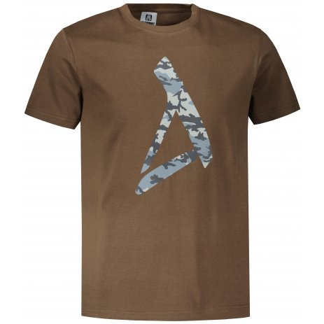 Pánské triko ALTISPORT ALM121129 ARMY