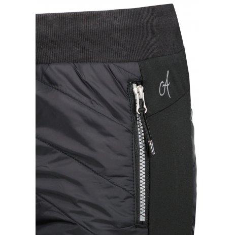 Dámské kalhoty ALTISPORT LOPUA LPAU545 ČERNÁ