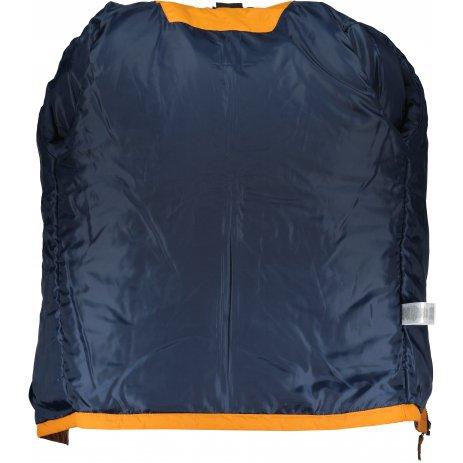 Pánská zimní bunda ALTISPORT DREG MJCU525 HOŘČICOVÁ/MODRÁ