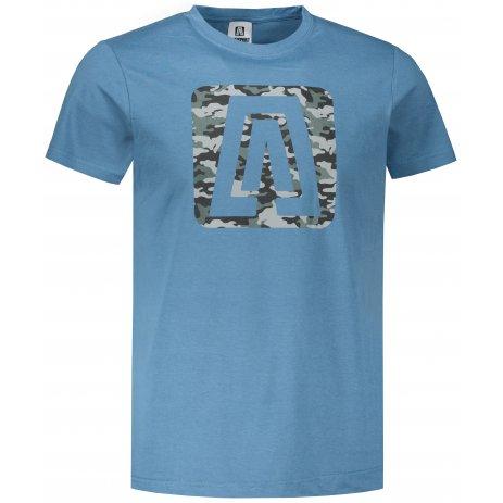 Pánské triko ALTISPORT ALM114129 DENIM