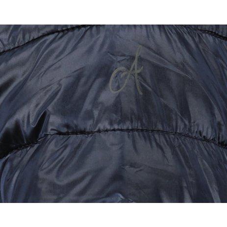 Dámský zimní kabát ALTISPORT MIGGA LJCU493 TMAVĚ MODRÁ