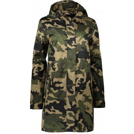 Dámský kabát SAM 73  BERNADETTE WB 790 ARMY
