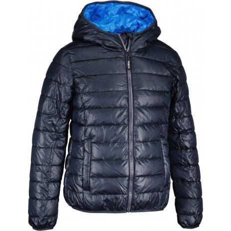 Chlapecká bunda SAM 73  JONAH BB 537 TMAVĚ MODRÁ