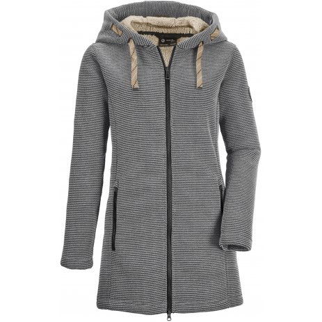 Dámský kabát KILLTEC GW 54 WMN KNTFLC PRK 37640 BÍLÁ