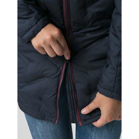 Dámský zimní kabát LOAP ITIKA MODRÁ