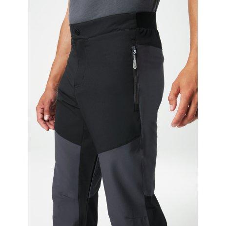 Pánské softshellové kalhoty LOAP UREK ČERNÁ