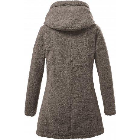 Dámský kabát KILLTEC GW 96 WMN KNTFLC PRK 37795 ŠEDÁ