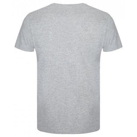 Pánské triko LOAP BOBBY ŠEDÁ MELÍR