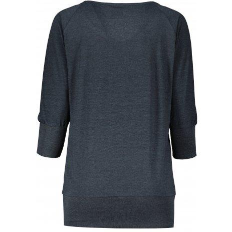 Dámské triko s dlouhým rukávem  SAM 73  ELENA WT 831 ČERNÁ
