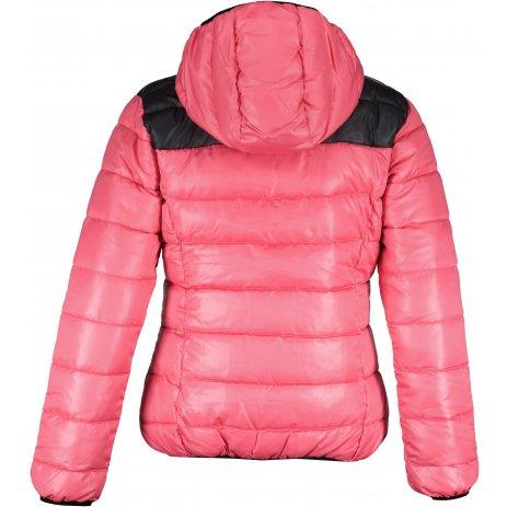 Dívčí zímní bunda SAM 73  ELOISE GB 539 RŮŽOVÁ NEON