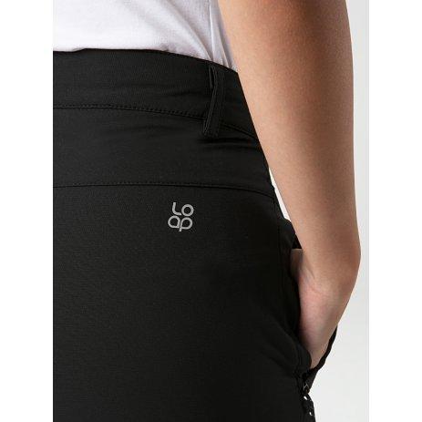Dámské softshellové kalhoty LOAP URECCA ČERNÁ