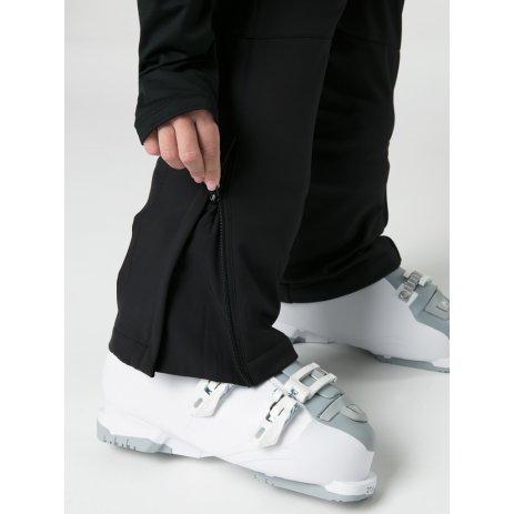 Dámské softshellové kalhoty LOAP LEKOTA ČERNÁ