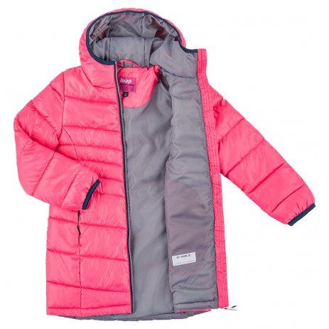 Dívčí zimní kabát LOAP INGRITT RŮŽOVÁ