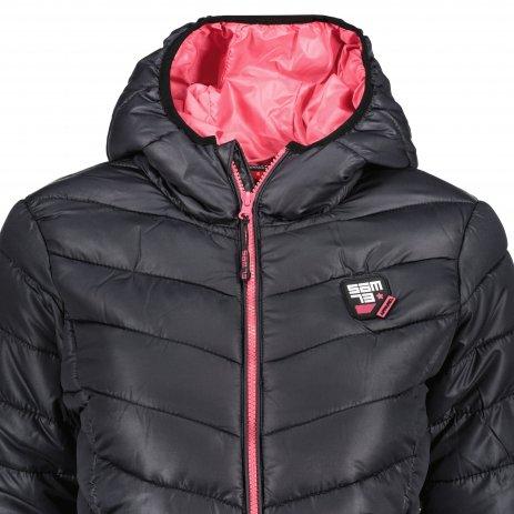 Dámská zimní bunda SAM 73  EVELYN WB 810 ČERNÁ