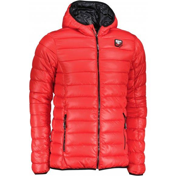 Pánská zimní bunda SAM 73  BLAISE MB 763 JASNÁ ČERVENÁ