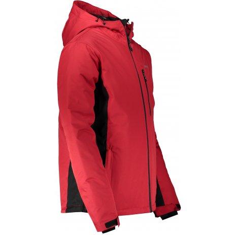 Chlapecká zimní bunda ALTISPORT LENIS MJCS467 ČERVENÁ