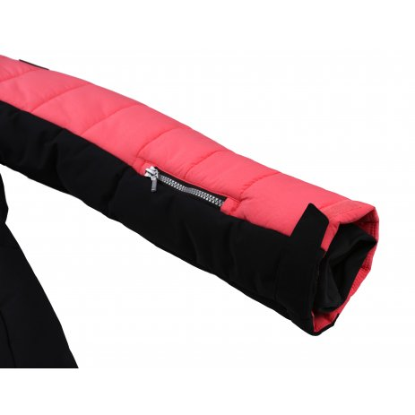 Dámská lyžařská bunda HANNAH MARILYN CALYPSO CORAL/IRON GATE